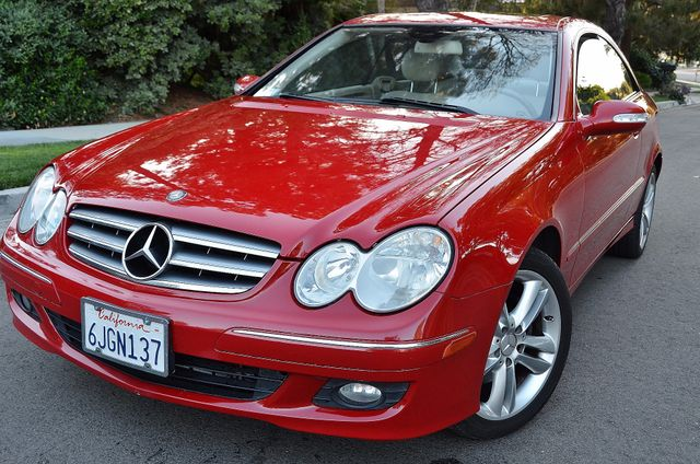 2007 Mercedes-Benz CLK350 3.5L Reseda, CA 22