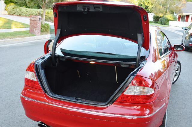 2007 Mercedes-Benz CLK350 3.5L Reseda, CA 23