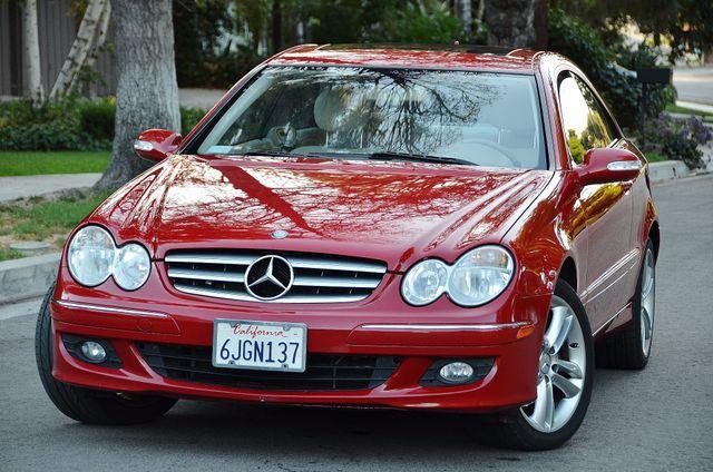 2007 Mercedes-Benz CLK350 3.5L Reseda, CA 10