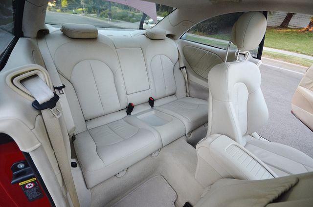 2007 Mercedes-Benz CLK350 3.5L Reseda, CA 30