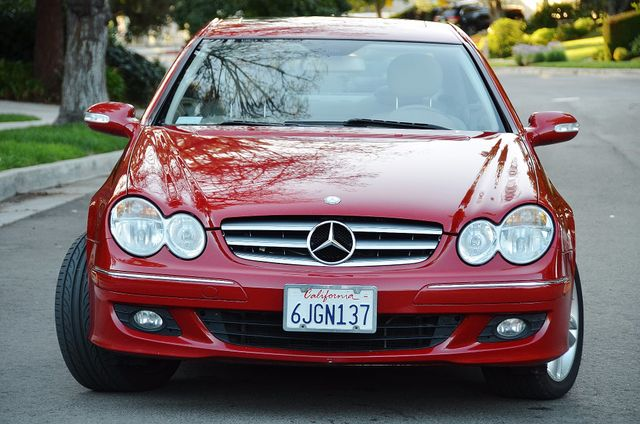 2007 Mercedes-Benz CLK350 3.5L Reseda, CA 11