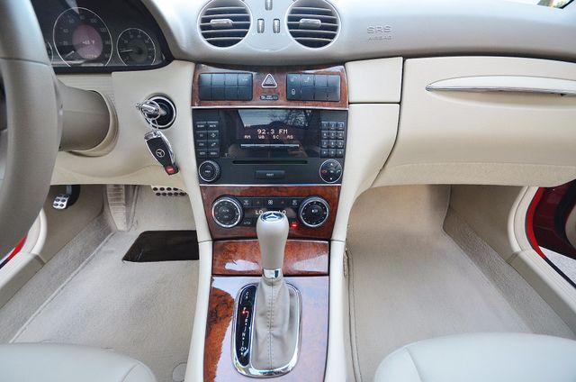 2007 Mercedes-Benz CLK350 3.5L Reseda, CA 35