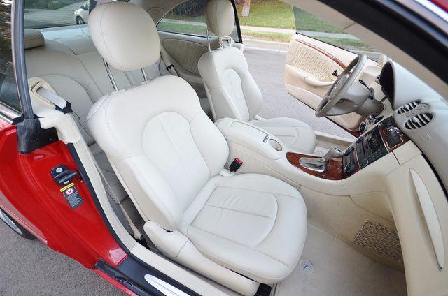 2007 Mercedes-Benz CLK350 3.5L Reseda, CA 8