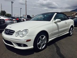 2007 Mercedes-Benz CLK550 5.5L LINDON, UT