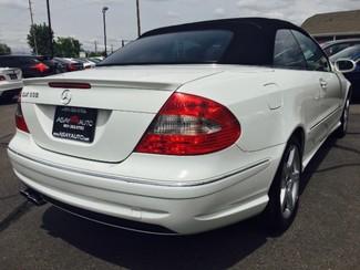 2007 Mercedes-Benz CLK550 5.5L LINDON, UT 10