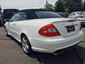 2007 Mercedes-Benz CLK550 5.5L LINDON, UT 5