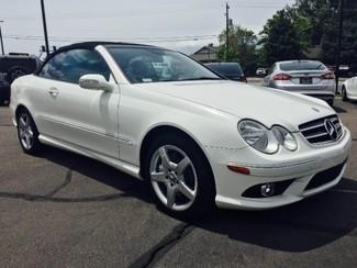 2007 Mercedes-Benz CLK550 5.5L LINDON, UT 6