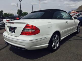 2007 Mercedes-Benz CLK550 5.5L LINDON, UT 9