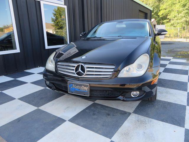 2007 Mercedes-Benz CLS550 5.5L Charlotte-Matthews, North Carolina 20