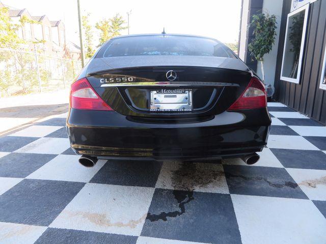 2007 Mercedes-Benz CLS550 5.5L Charlotte-Matthews, North Carolina 23