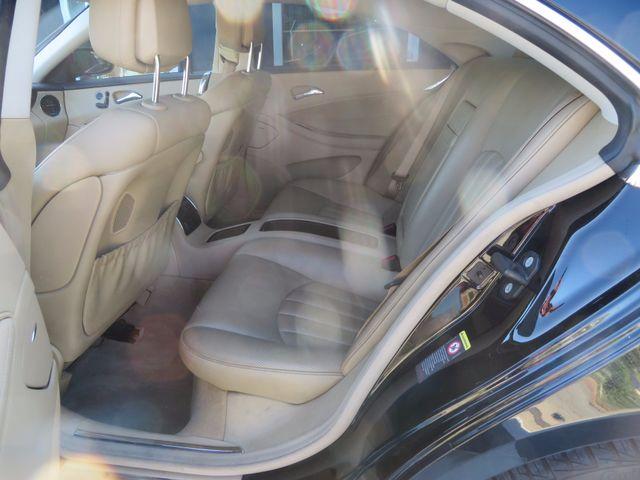 2007 Mercedes-Benz CLS550 5.5L Charlotte-Matthews, North Carolina 7