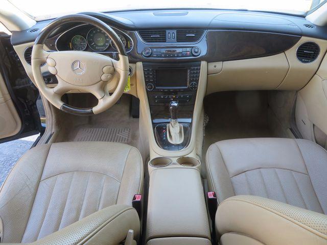 2007 Mercedes-Benz CLS550 5.5L Charlotte-Matthews, North Carolina 8