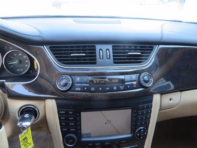2007 Mercedes-Benz CLS550 5.5L Charlotte-Matthews, North Carolina 30