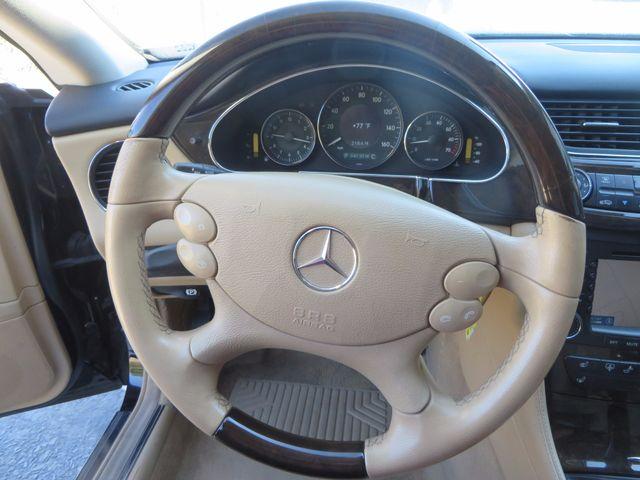 2007 Mercedes-Benz CLS550 5.5L Charlotte-Matthews, North Carolina 31