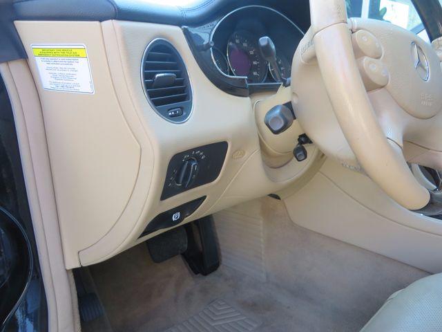 2007 Mercedes-Benz CLS550 5.5L Charlotte-Matthews, North Carolina 35