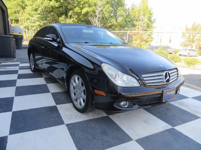 2007 Mercedes-Benz CLS550 5.5L Charlotte-Matthews, North Carolina 11