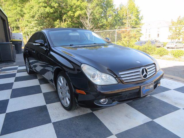 2007 Mercedes-Benz CLS550 5.5L Charlotte-Matthews, North Carolina 12