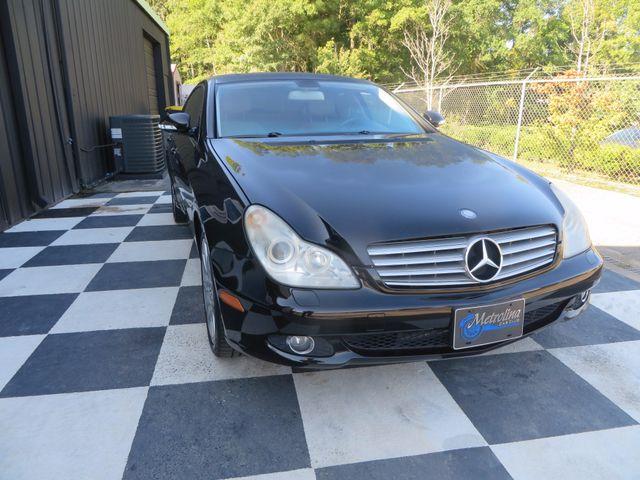 2007 Mercedes-Benz CLS550 5.5L Charlotte-Matthews, North Carolina 13