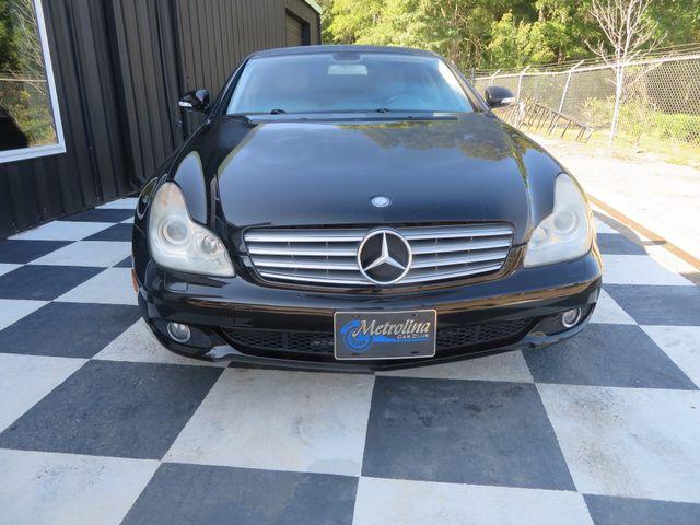 2007 Mercedes-Benz CLS550 5.5L Charlotte-Matthews, North Carolina 14