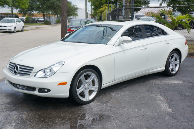 2007 mercedes benz cls class cls550 for sale in miami fl