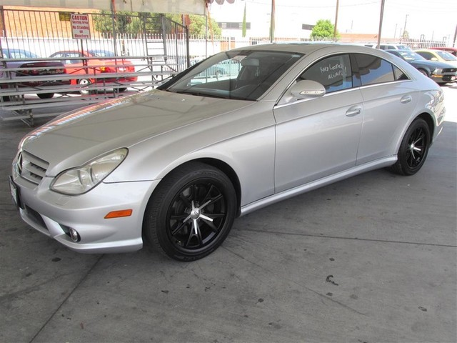 2007 Mercedes CLS550 55L Please call or e-mail to check availability All of our vehicles are a