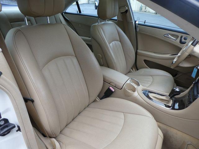 2007 Mercedes-Benz CLS550 5.5L Leesburg, Virginia 13