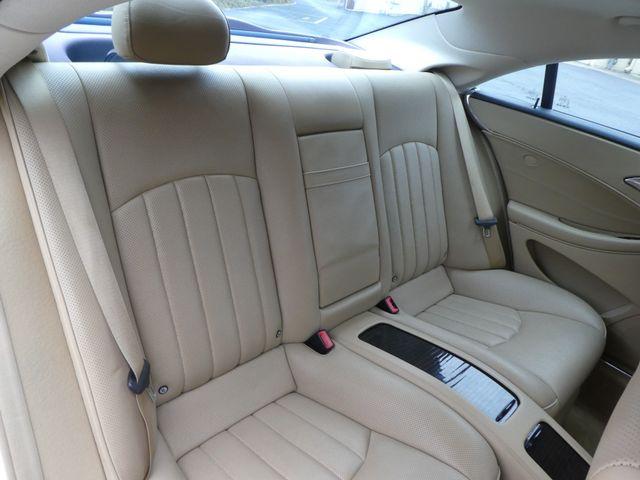 2007 Mercedes-Benz CLS550 5.5L Leesburg, Virginia 10