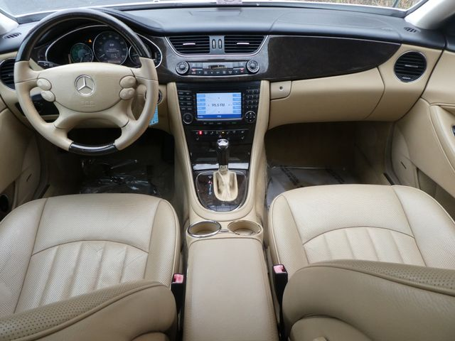 2007 Mercedes-Benz CLS550 5.5L Leesburg, Virginia 14