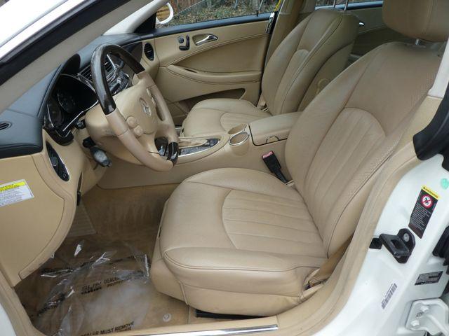 2007 Mercedes-Benz CLS550 5.5L Leesburg, Virginia 12