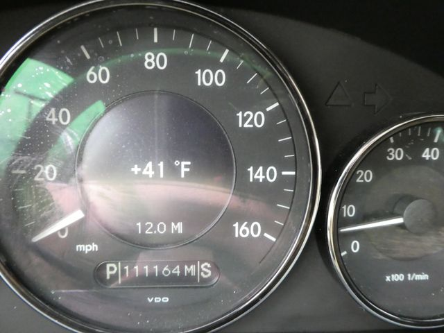 2007 Mercedes-Benz CLS550 5.5L Leesburg, Virginia 19