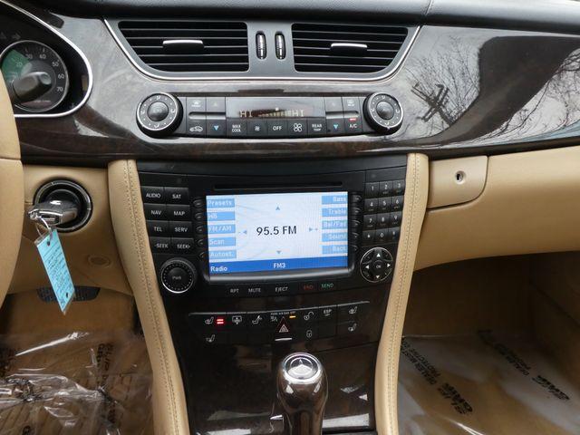 2007 Mercedes-Benz CLS550 5.5L Leesburg, Virginia 21