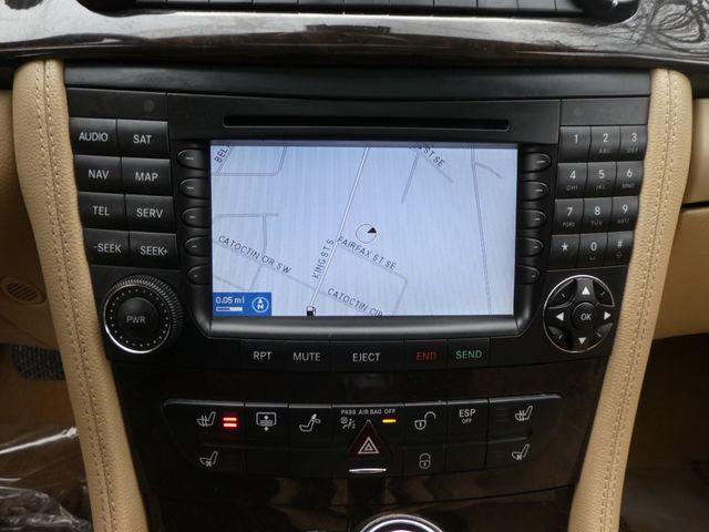 2007 Mercedes-Benz CLS550 5.5L Leesburg, Virginia 22