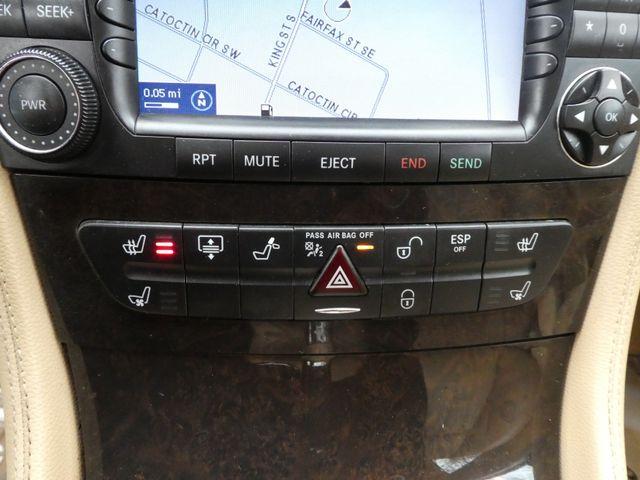 2007 Mercedes-Benz CLS550 5.5L Leesburg, Virginia 25
