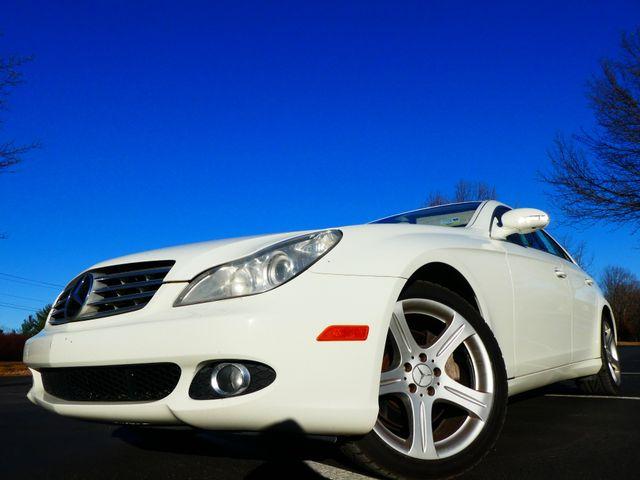 2007 Mercedes-Benz CLS550 5.5L Leesburg, Virginia 1