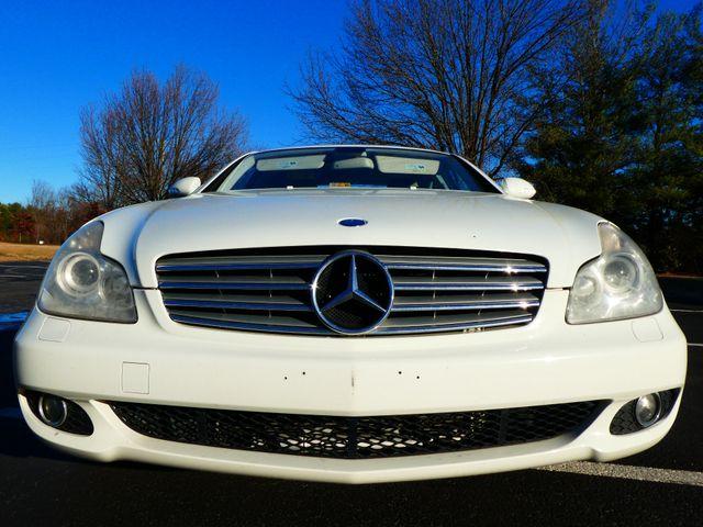 2007 Mercedes-Benz CLS550 5.5L Leesburg, Virginia 7