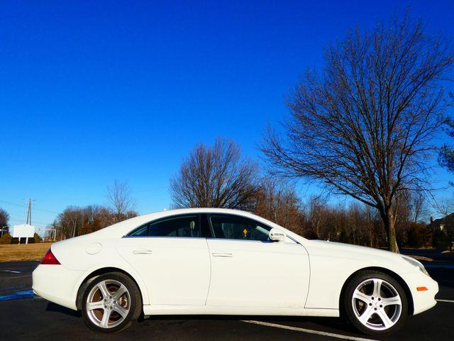2007 Mercedes-Benz CLS550 5.5L Leesburg, Virginia 5