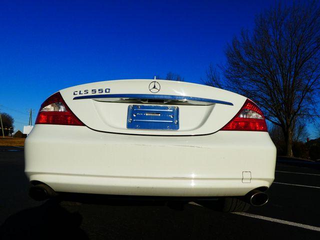 2007 Mercedes-Benz CLS550 5.5L Leesburg, Virginia 6
