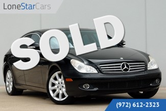 2007 Mercedes-Benz CLS550 in Plano Texas