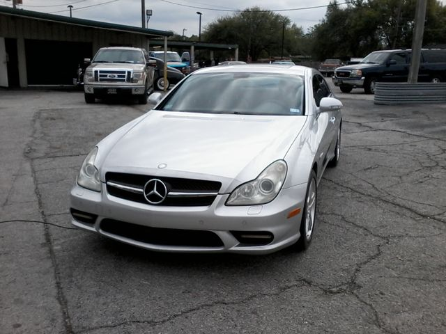 2007 Mercedes-Benz CLS550 5.5L San Antonio, Texas 1