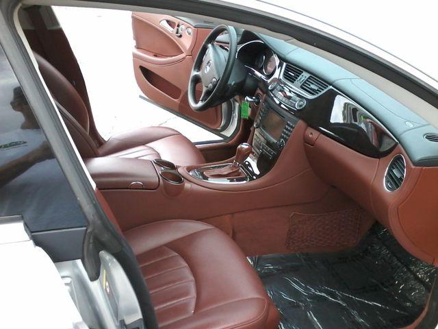 2007 Mercedes-Benz CLS550 5.5L San Antonio, Texas 13