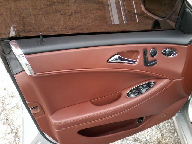 2007 Mercedes-Benz CLS550 5.5L San Antonio, Texas 14