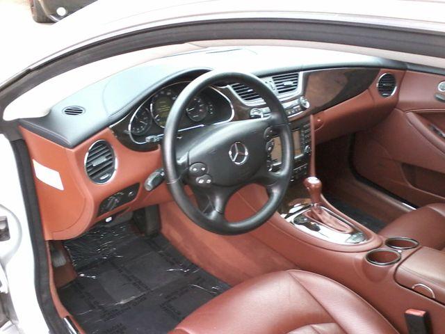 2007 Mercedes-Benz CLS550 5.5L San Antonio, Texas 16