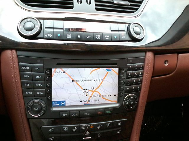 2007 Mercedes-Benz CLS550 5.5L San Antonio, Texas 19