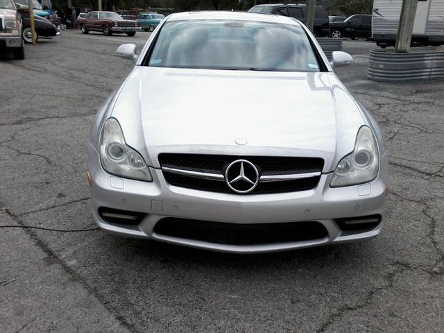 2007 Mercedes-Benz CLS550 5.5L San Antonio, Texas 2