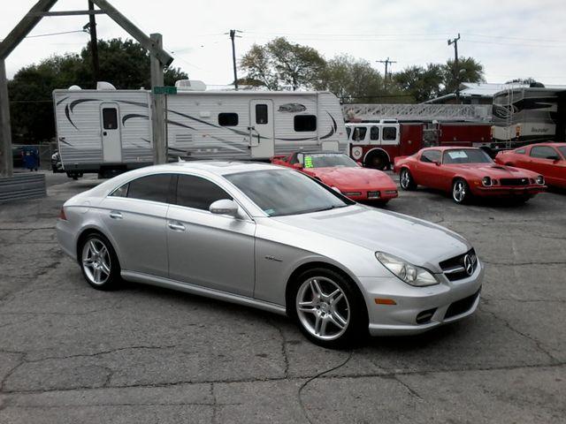 2007 Mercedes-Benz CLS550 5.5L San Antonio, Texas 3
