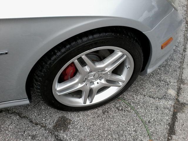 2007 Mercedes-Benz CLS550 5.5L San Antonio, Texas 33