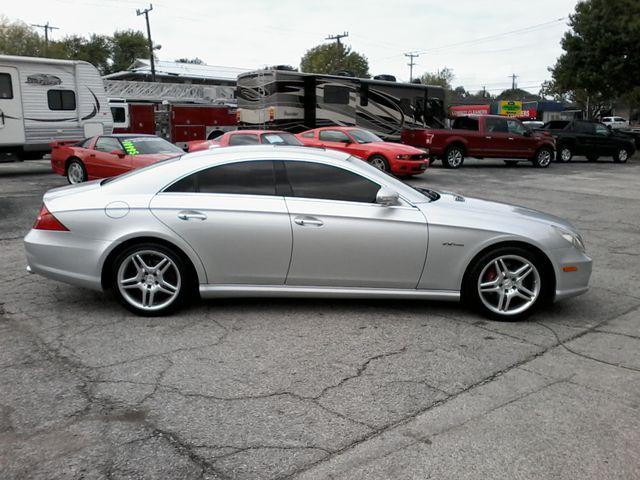2007 Mercedes-Benz CLS550 5.5L San Antonio, Texas 4
