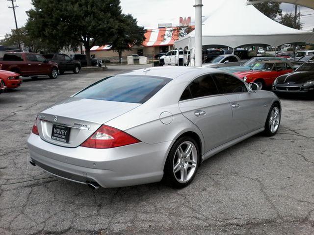 2007 Mercedes-Benz CLS550 5.5L San Antonio, Texas 5