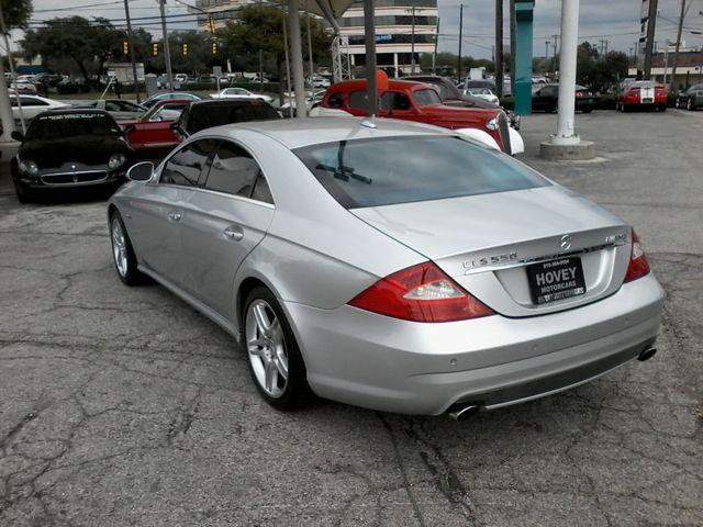 2007 Mercedes-Benz CLS550 5.5L San Antonio, Texas 7