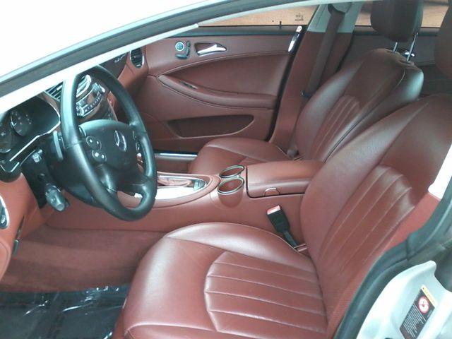 2007 Mercedes-Benz CLS550 5.5L San Antonio, Texas 10